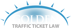 Golden Traffic Ticket Law